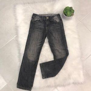 Zara gray jeans for a boy!
